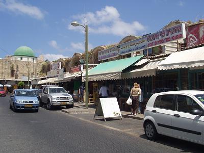 アッコー旧市街