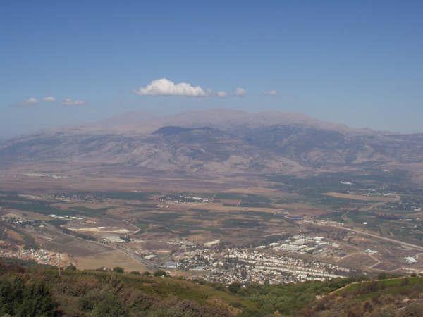 ヘルモン山
