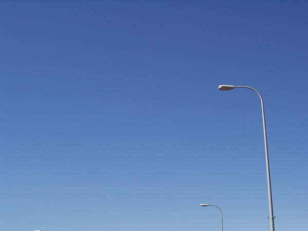 ♪空がこんなに青いとは