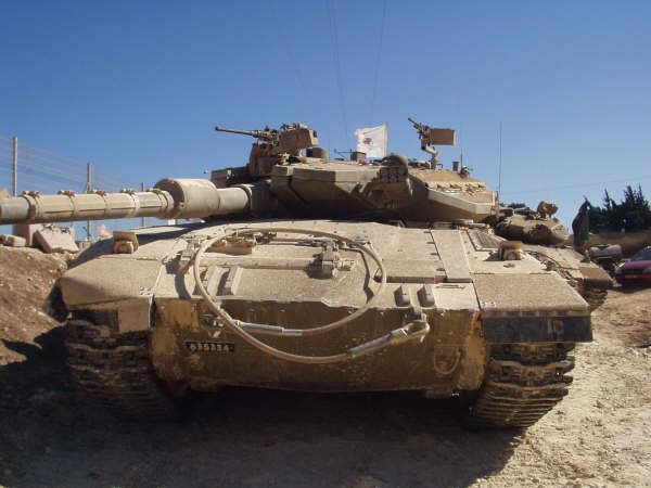 拙者、戦車を接写する!